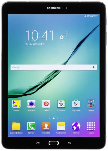 Samsung Galaxy Tab S2 9.7 WiFi black