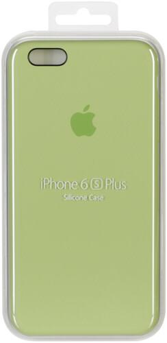 Apple iPhone 6S Plus Silicone Case Mint