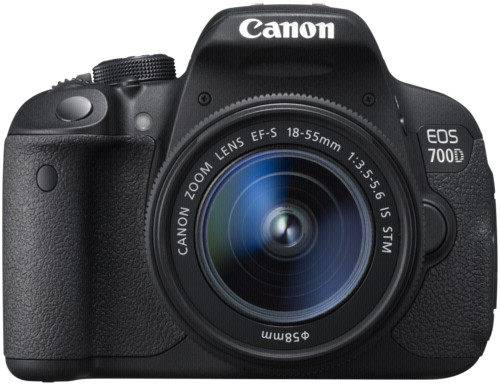 Canon EOS 700D Kit EF-S 3,5-5,6/18-55 IS STM DTR684138