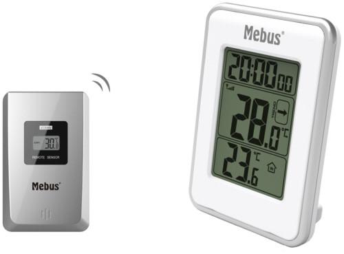 Mebus 40417 Funk-Wetterstation