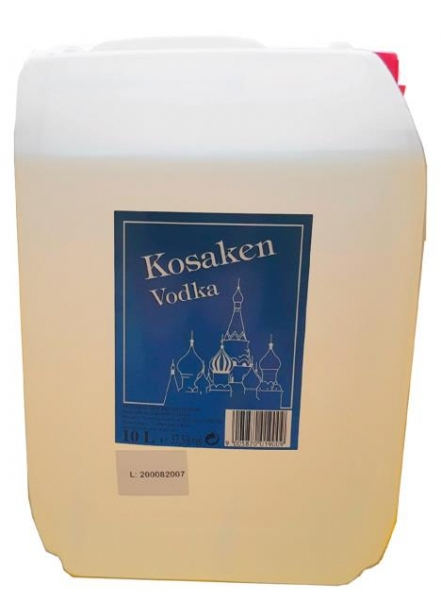 Vodka Kanister