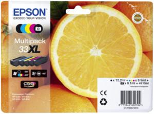 Infrarot Entfernungsmesser Xl : Epson multipack claria premium bk pbk c m y xl t