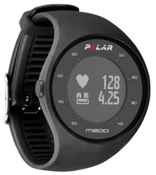 Polar  Polar M200 Outdoor black M/L