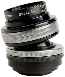 Lensbaby  Lensbaby Composer Pro II incl Sweet 35 Optic MFT