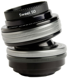 Lensbaby  Lensbaby Composer Pro II incl Sweet 50 Optic Fuji X