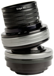 Lensbaby  Lensbaby Composer Pro II incl Edge 50 Optic MFT