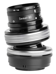 Lensbaby  Lensbaby Composer Pro II incl Sweet 80 Optic MFT
