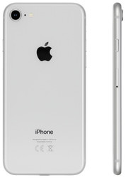 Apple  Apple iPhone 8 64GB MQ6H2ZD/A Silver