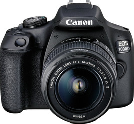 Canon  Canon EOS 2000D Kit EFS 1855 IS II