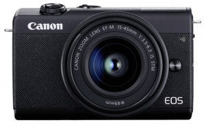 Canon  Canon EOS M200 Kit schwarz EFM 1545 55200 IS STM