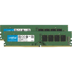 Crucial  Crucial 64GB Kit DDR4 2666 MT/s 32GBx2 UDIMM 288pin CL22
