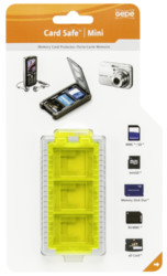 Gepe  Gepe Card Safe Mini neon All in One 3854