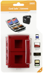Gepe  Gepe Card Safe Extreme rosso 386103