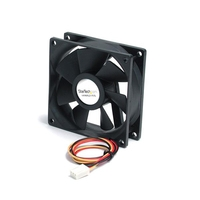 StarTech.com  80MM QUIET COMPUTER CASE FAN