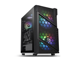 Thermaltake  COMMANDER C31 TG ARGB BLACK