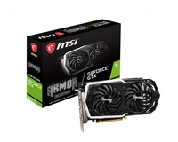 MSI  GEFORCE GTX 1660 TI ARMOR 6G O