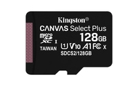 Kingston Technology  128GB MICROSDXC CANVAS SELECT