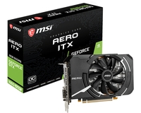 MSI  GEFORCE GTX 1660 SUPER AERO