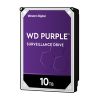 Western Digital  10TB PURPLE 256MB