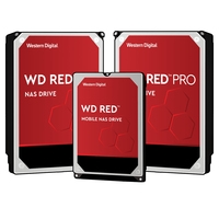 Western Digital  10TB RED 256MB