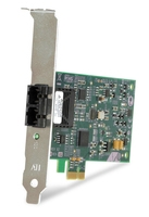 Allied Telesis  100FX/SC PCIE ADAPTER CARD PXE