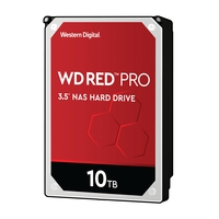 Western Digital  10TB RED PRO 256 MB
