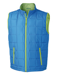 James+Nicholson  James+Nicholson Mens Padded Light Weight Vest