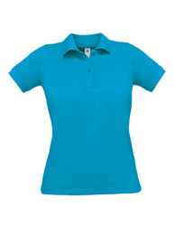 B&C  B&C Polo Safran Pure Women
