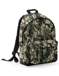 BagBase  BagBase Camo Backpack
