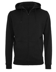 Build Your Brand  Build Your Brand Heavy Zip Hoody