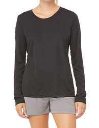 All Sport  All Sport Womens Performance Long Sleeve Tee