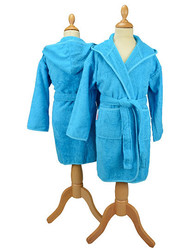 A&R  A&R Boyzz Girlzz Hooded Bathrobe