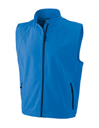 James+Nicholson  James+Nicholson Mens Softshell Vest