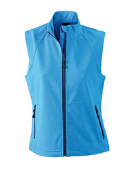 James+Nicholson  James+Nicholson Ladies Softshell Vest