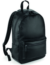 BagBase  BagBase Faux Leather Fashion Backpack