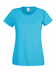 Fruit of the Loom  Fruit of the Loom Ladies Valueweight T
