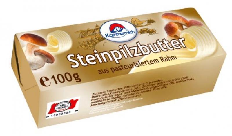Steinpilzbutter