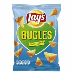 Lay's  BUGLES NACHO CHEESE 100G LAYS (1 Beutel)