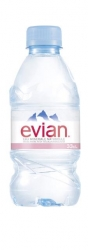 Evian  Evian still 24x0,33L PET