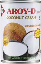 Aroy-D  Kokosnussmilch Cream 400ml