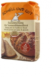 S&G  BACKM.SONNENBL.BROT 1KG S&G (1 Packung)