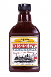 Missisippi  Barbecue Sauce Original 510g