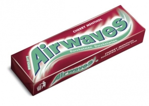 Airwaves  Cherry Menthol 30Pkg.
