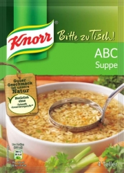 Knorr  ABC SUPPE BZT KNR (1 Beutel)