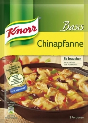 Knorr  BASIS FUER CHINA PFANNE KNR (1 Beutel)