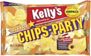 Kelly's  Chips Party Classic 275g