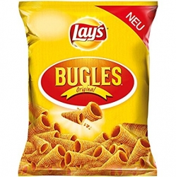 Lay's  BUGLES ORIGINAL 100G LAYS (1 Beutel)