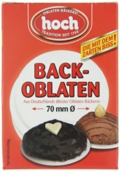 Candyport  BACKOBLATEN 70MM HOCH (1 Packung)
