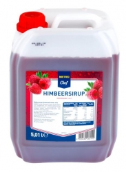 METRO Chef  Himbeer Sirup 5,01L