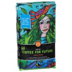Eza  BIO COFFEE F. FUTUREBOHNE FTR 1KG (1 Packung)